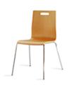 南京肯德基餐椅QY-206BH,南京曲木餐椅QY-206BH